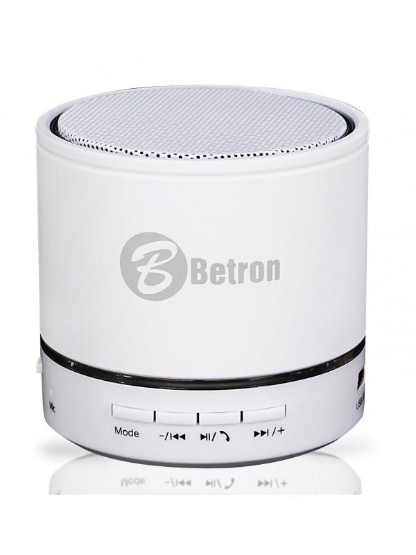 KBS08 Bluetooth Portable Travel Speaker- White