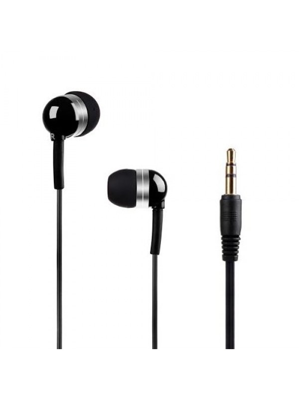 B630 Noise Isolating Earphones - Black
