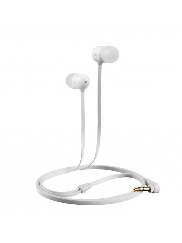 B750 In-Ear Headphones  - White