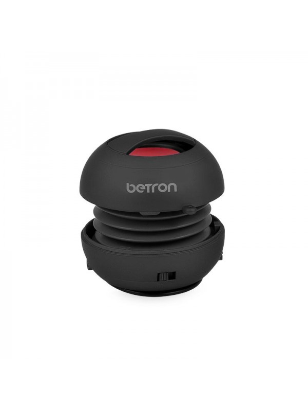Pop Up Portable Travel Speaker - Black