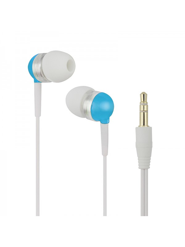 B630 Noise Isolating Earphones - Blue