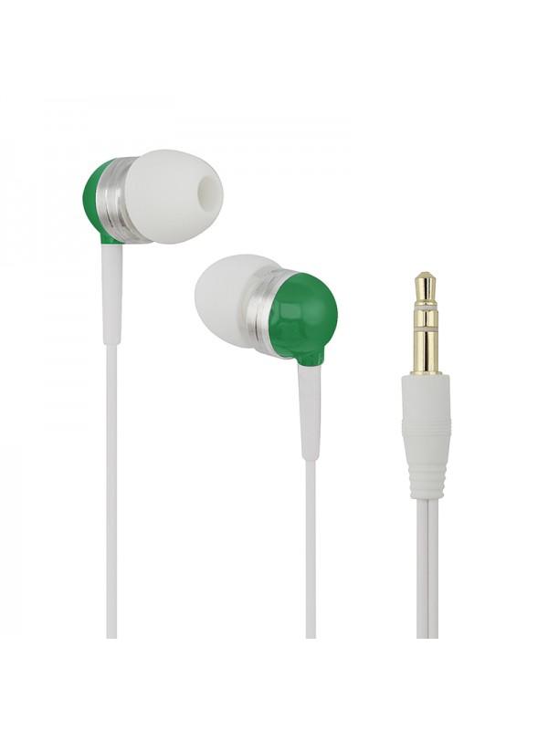 B630 Noise Isolating Earphones - Green