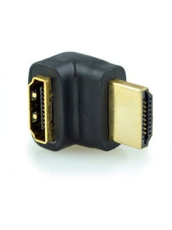 Betron HDMI to HDMI Left Angle Adapter