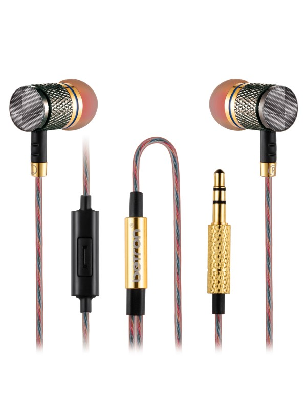 YSM1000 High Definition In-ear Headphones - With Microphone