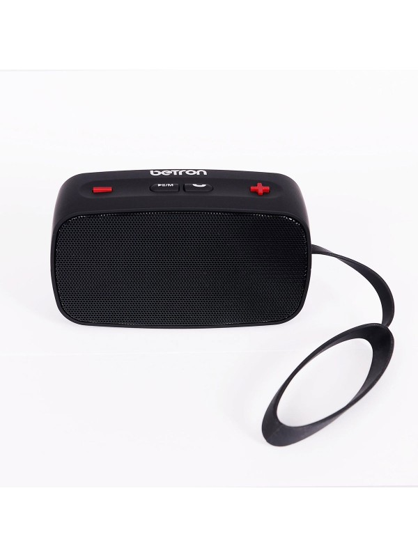 KB200 Wireless Portable Bluetooth Speaker - Black