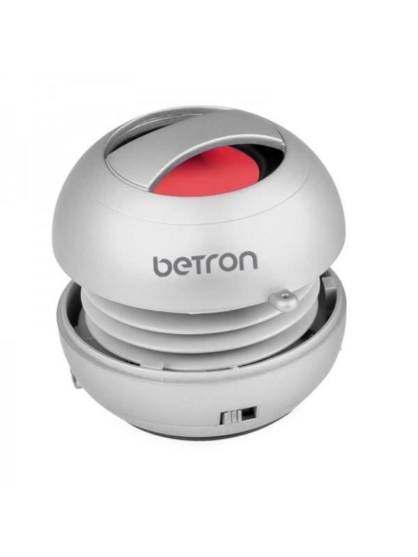 Pop Up Portable Travel Speaker - Silver
