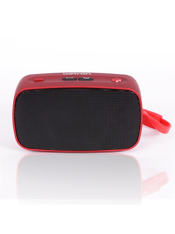 KB200 Wireless Portable Bluetooth Speaker - Red