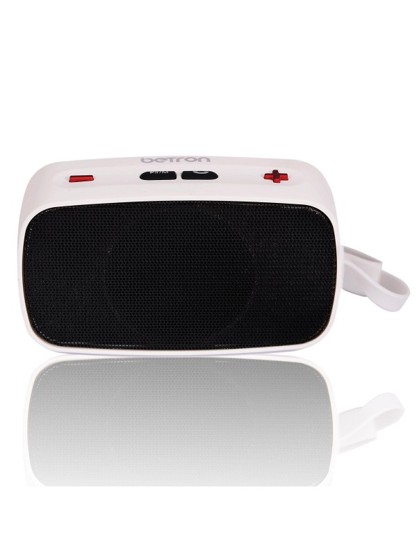 KB200 Wireless Portable Bluetooth Speaker - White