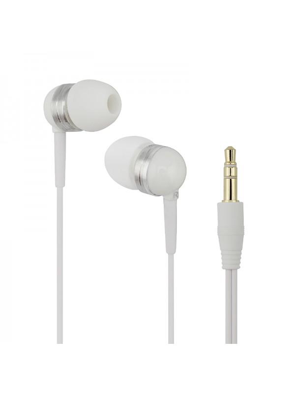 B630 Noise Isolating Earphones - White