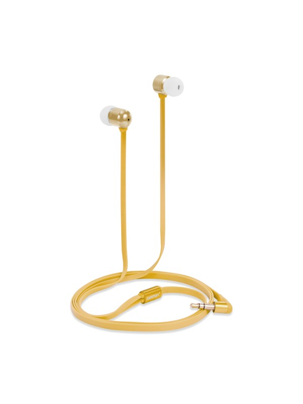 B850 Noise Isolating Earphones - Gold